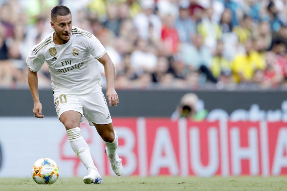 Real Madrid v Tottenham Hotspur - Audi Cup