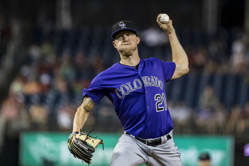 On What Would Have Been Opening Day, Rockies Pitcher Kyle Freeland Continues Waiting