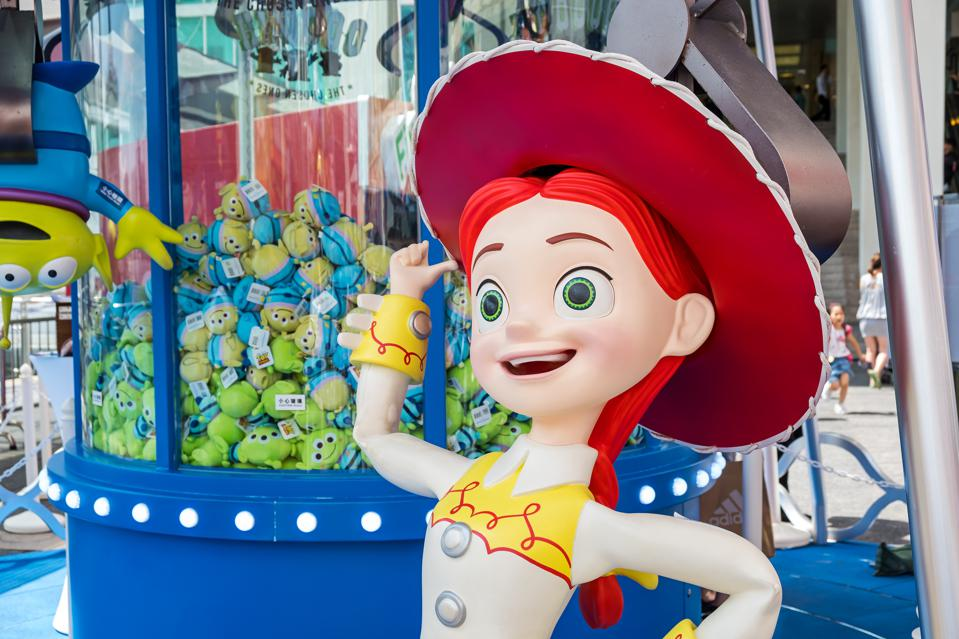 Toy Story 4 Carnival in Hong Kong