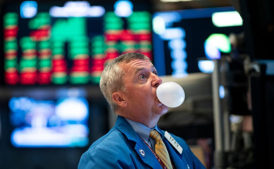 U.S. Stock Market Is A Bubble: 2020 Is Coming