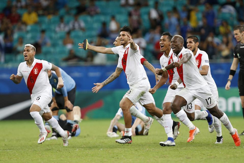 Copa America Peru