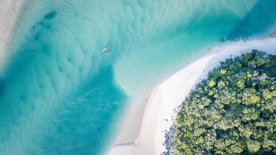 Tallebudgera Creek Aerials (Gold Coast)