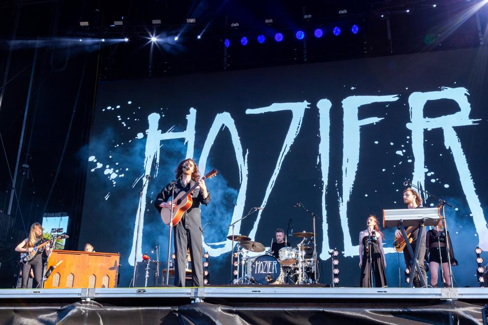 Image result for hozier chicago lollapalooza