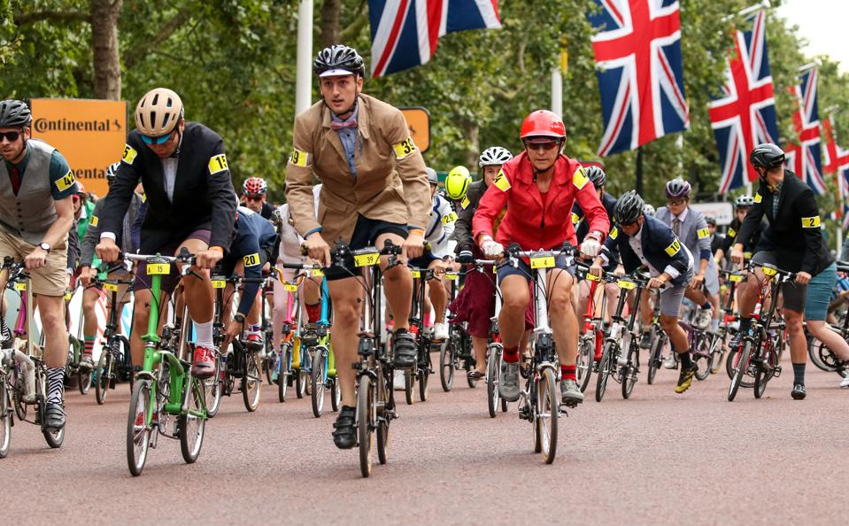 2019 Prudential RideLondon - Day One