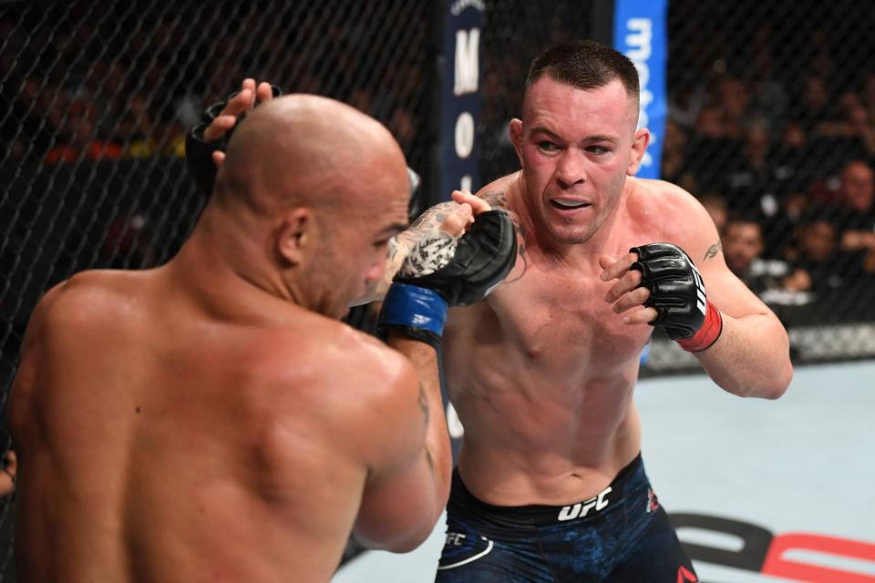 UFC Fight Night: Covington v Lawler
