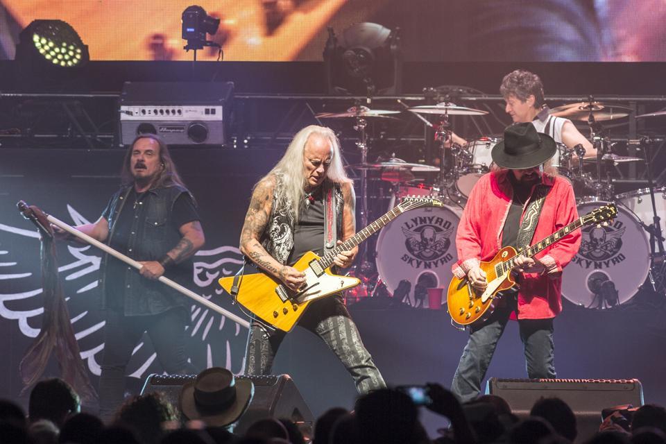 Lynyrd Skynyrd Perform At Resorts World Arena, Birmingham