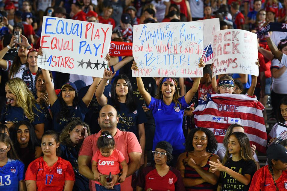 A Decade Of Fighting For Equal Pay In Sports