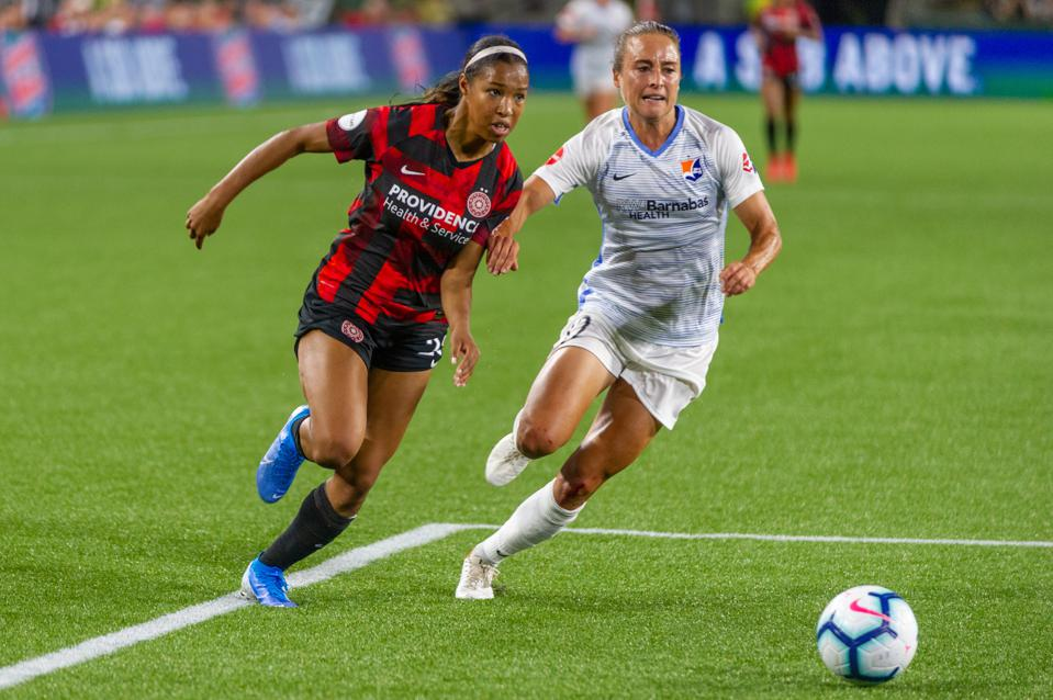 Women's Soccer: Five Must-See National Women's Soccer League Matchups In April