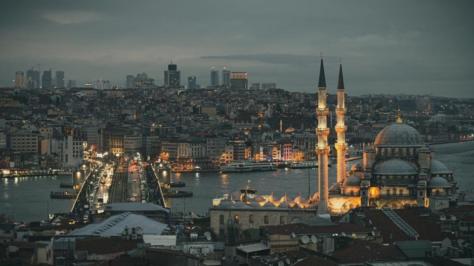 Istanbul, Turkey wellbeing