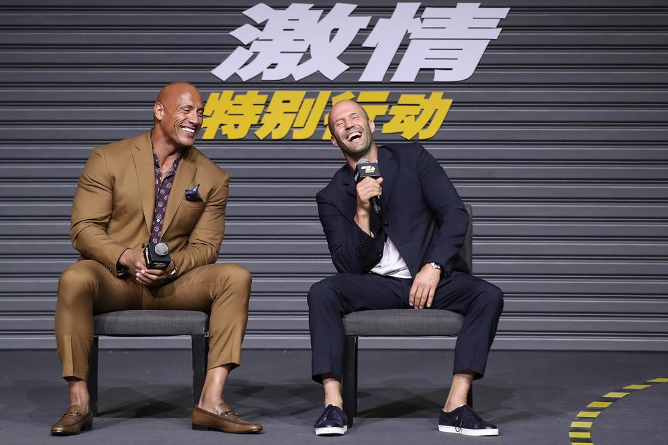 Box Office: Here's Why 'Hobbs & Shaw' Didn't Connect With