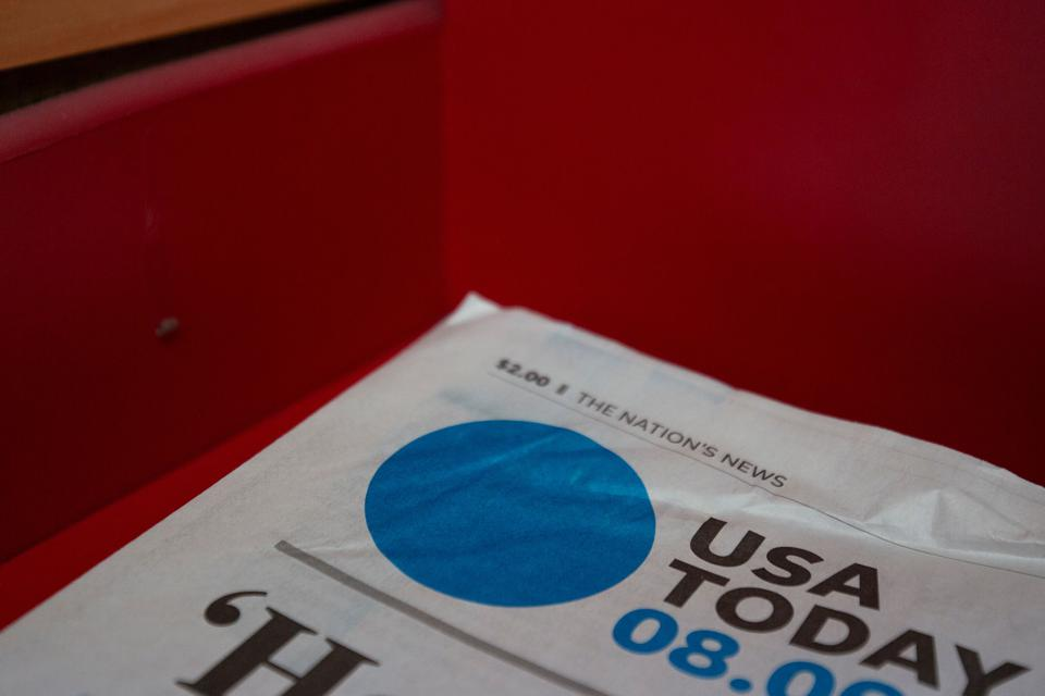 Will USA Today Ditch Its Print Edition?