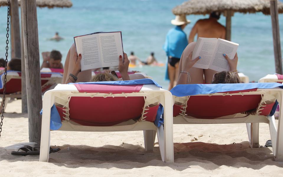 Tourism in Mallorca - Beach