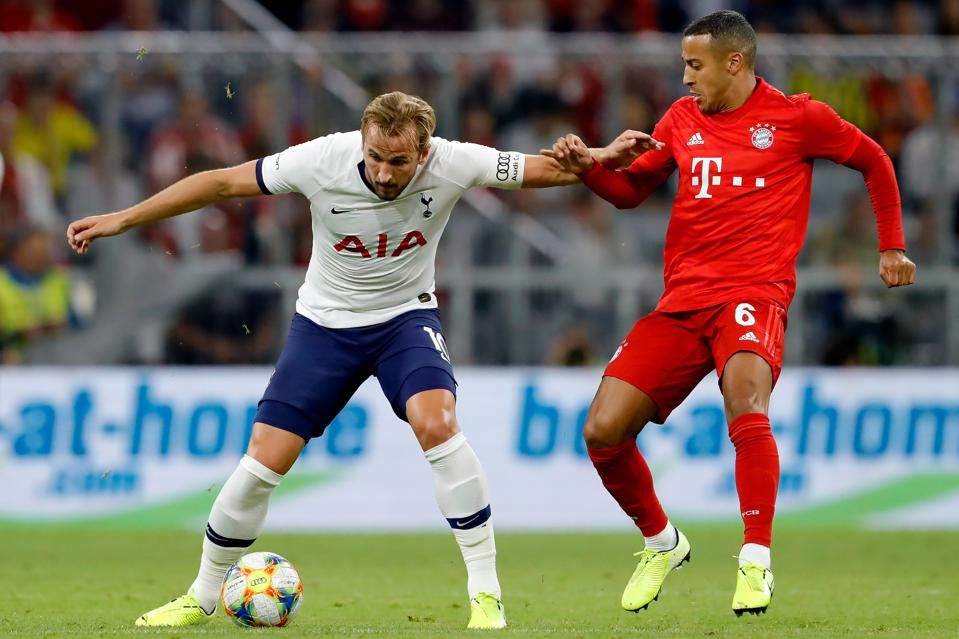 UEFA Champions League 2019: How To Watch Tottenham vs ...