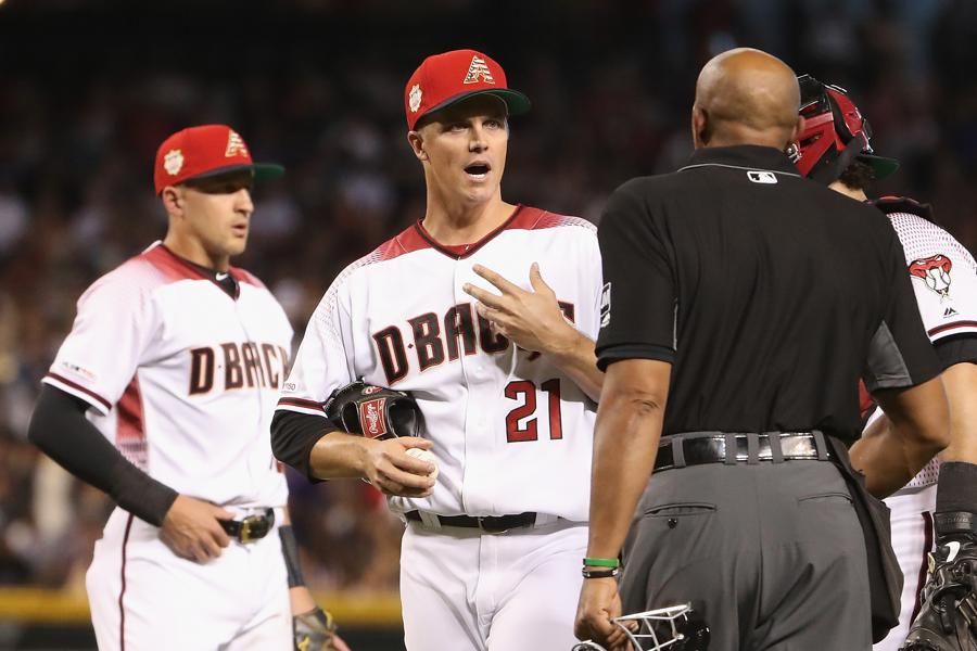 The Greinke Trade Gives The Diamondbacks Needed Cash, Depth