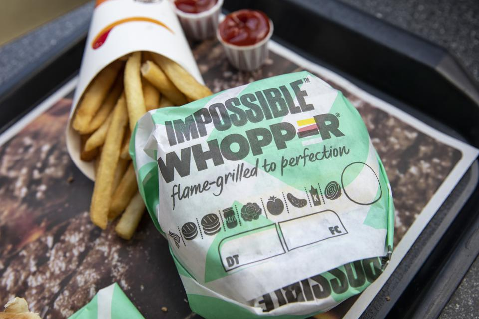Burger King Begins Selling Meatless Whopper Across U.S.