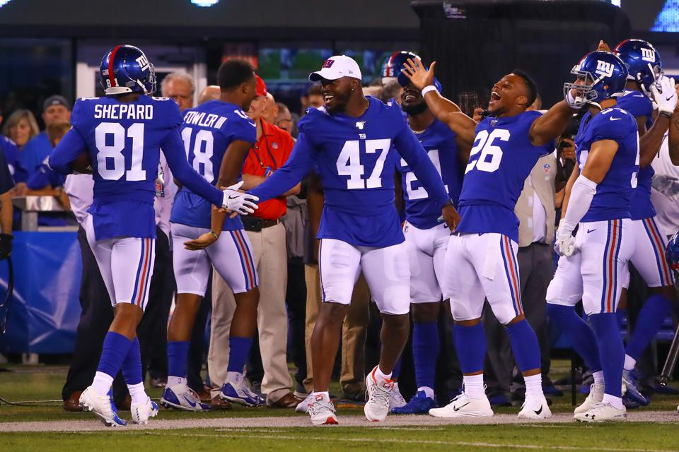 New York Giants Schedule 2020.Updated New York Giants 53 Man Roster Projection
