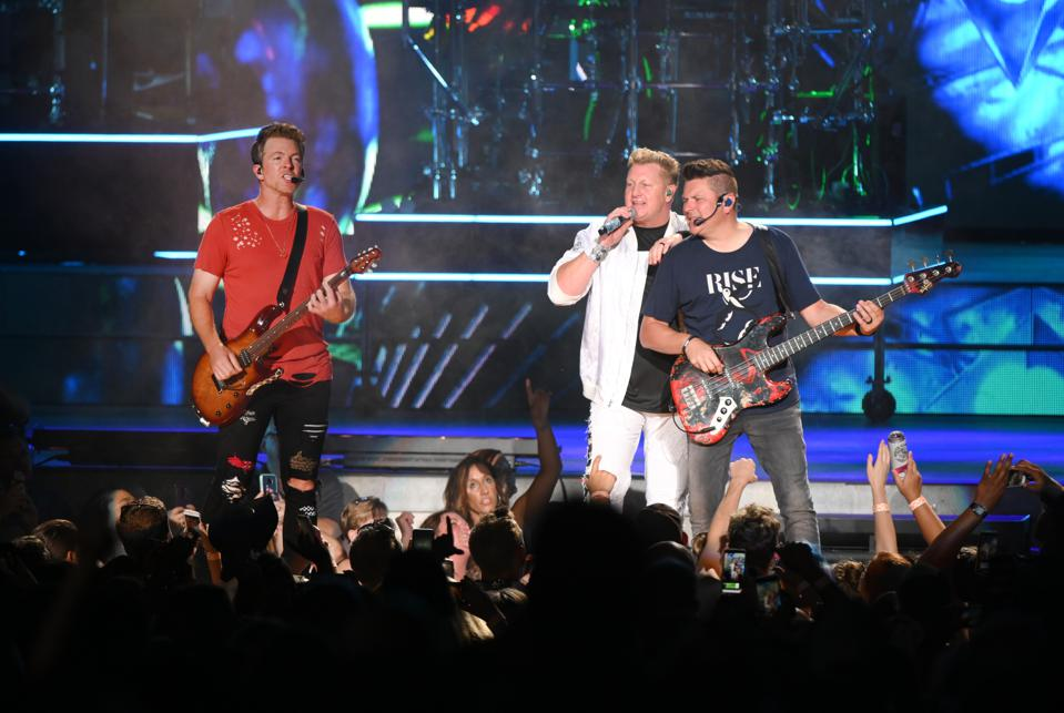 Rascal Flatts With Jimmie Allen And King Calaway In Concert - Nashville, TN