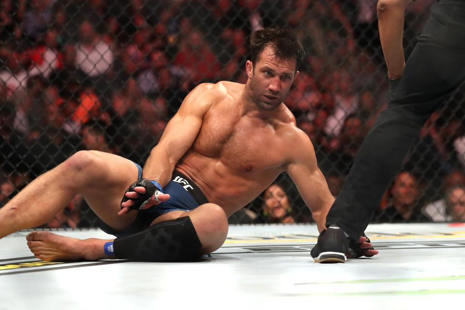 UFC 239 Blachowicz v Rockhold