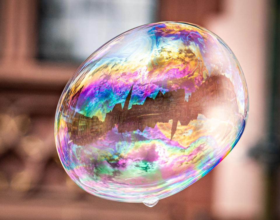 The S&P 500 Bubble Is Coming: What Now?