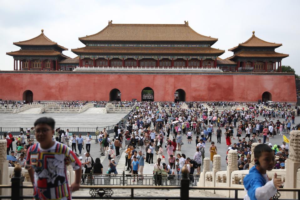 China Retreats Globally