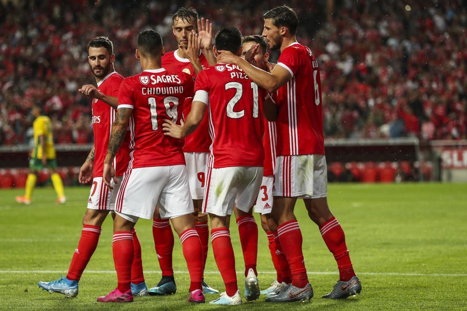 SL Benfica v FC Pacos de Ferreira - Liga NOS