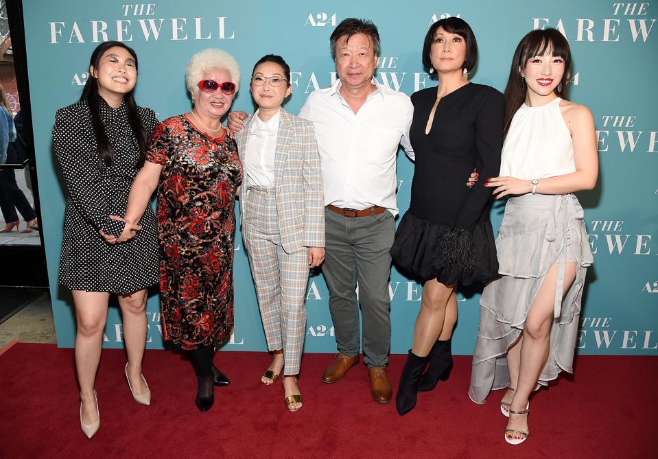 ″The Farewell″ New York Screening