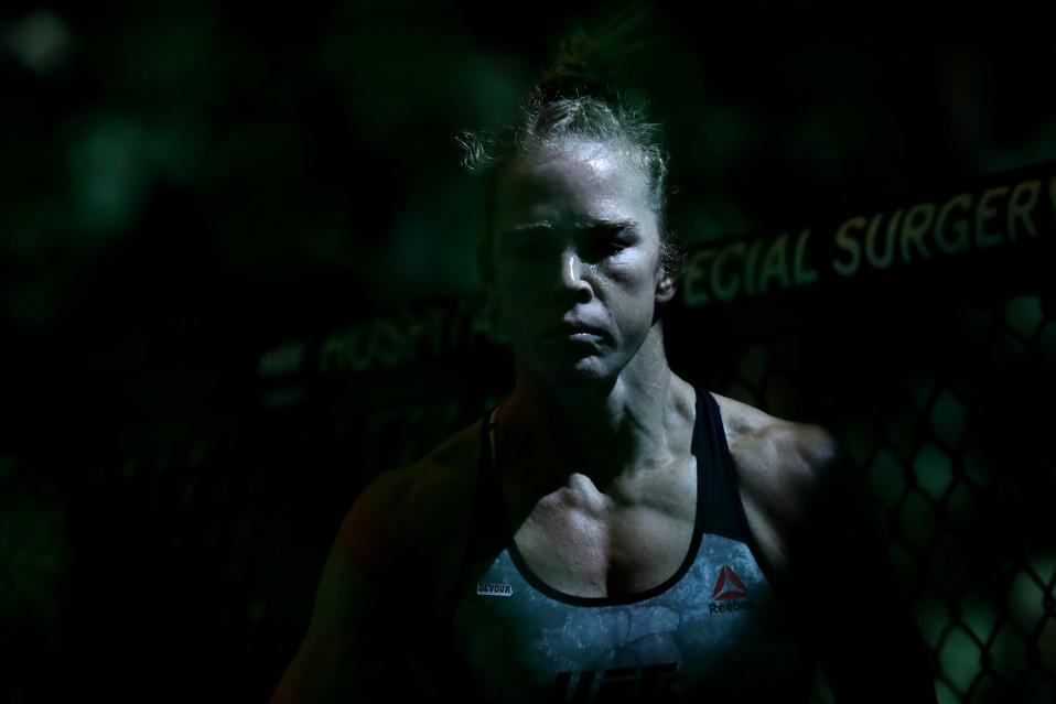 UFC 239 Nunes v Holm