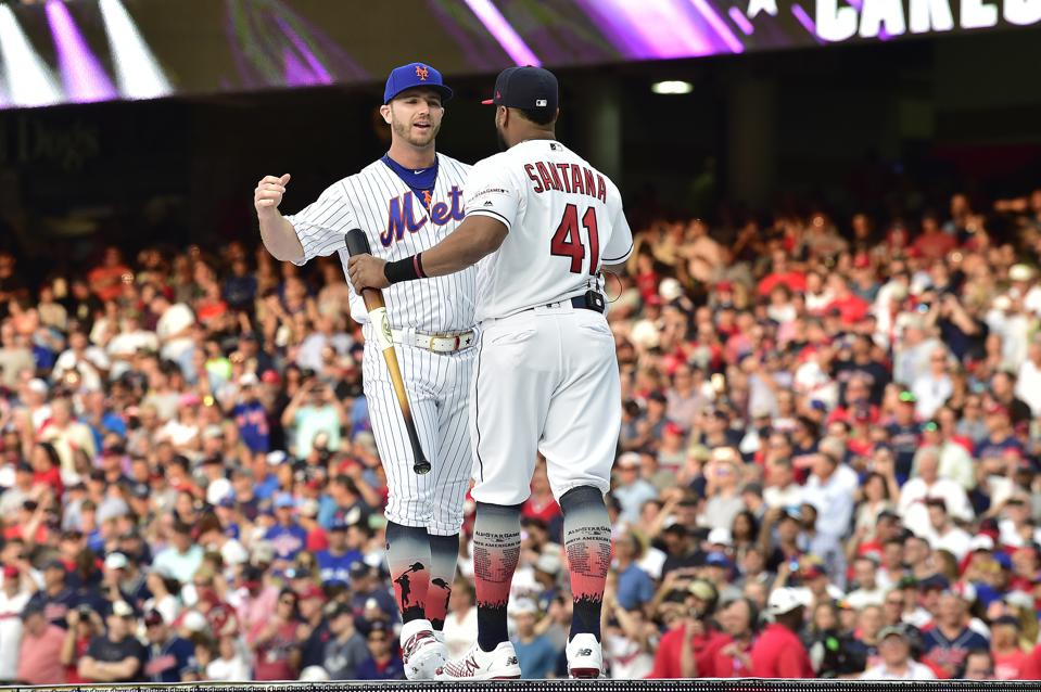 promo code aee00 a82ad With Home Run Derby Win, Pete Alonso Makes More In A Night ...
