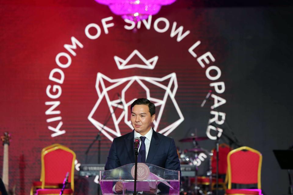 Snow Leopard Foundation Gala 2019, Nur-Sultan City, Kazakhstan
