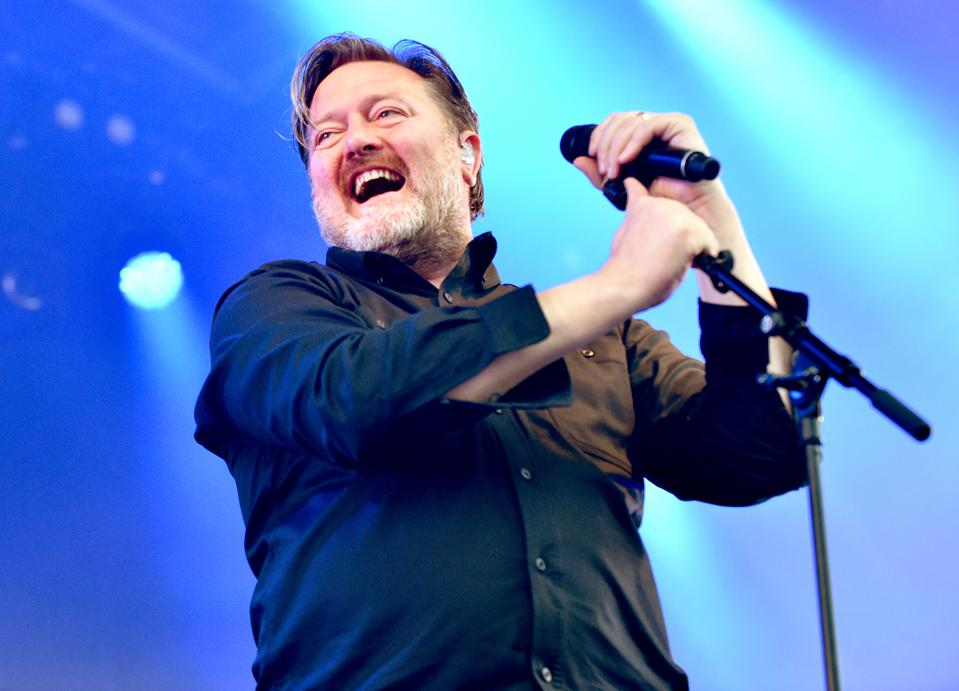 English Rockers Elbow Score Their Third Consecutive No. 1 Album In The U.K.