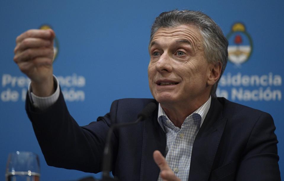 ARGENTINA-PRIMARY-ELECTION-MACRI-PRESSER