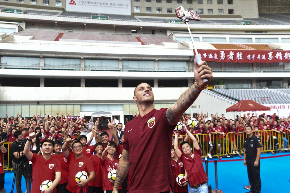 Chinese Super League Transfers