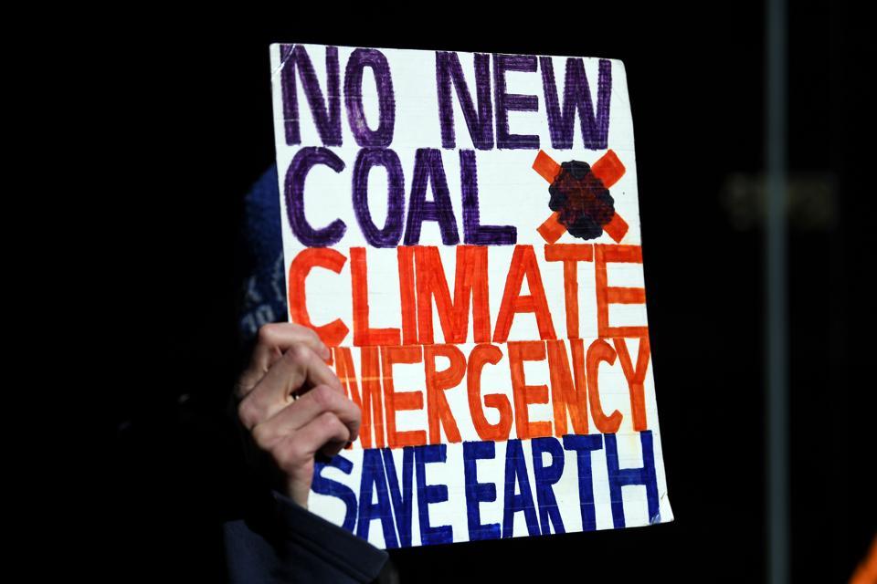 AUSTRALIA-ENVIRONMENT-ADANI-COAL-PROTEST