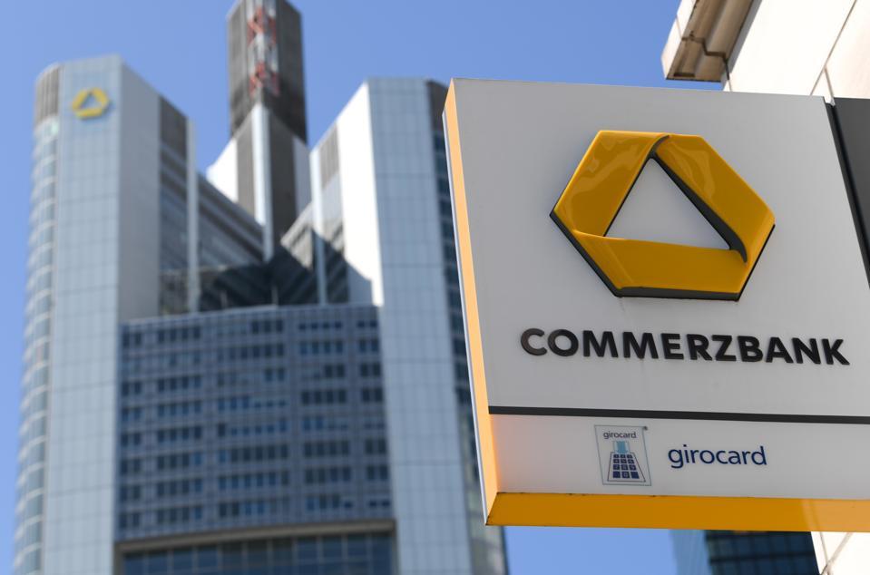Commerzbank in Frankfurt