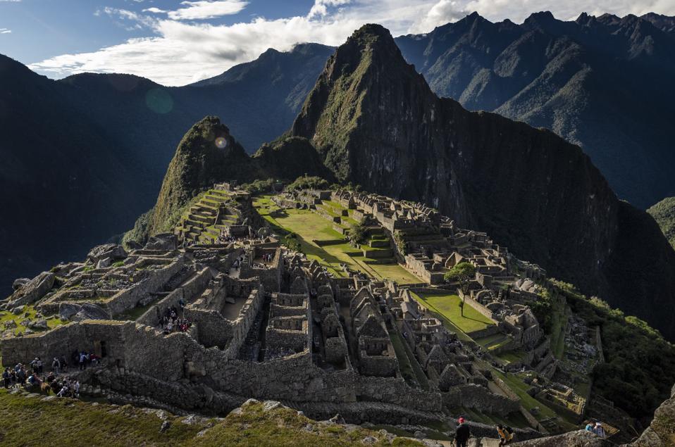 Traveling In Peru And Bolivia