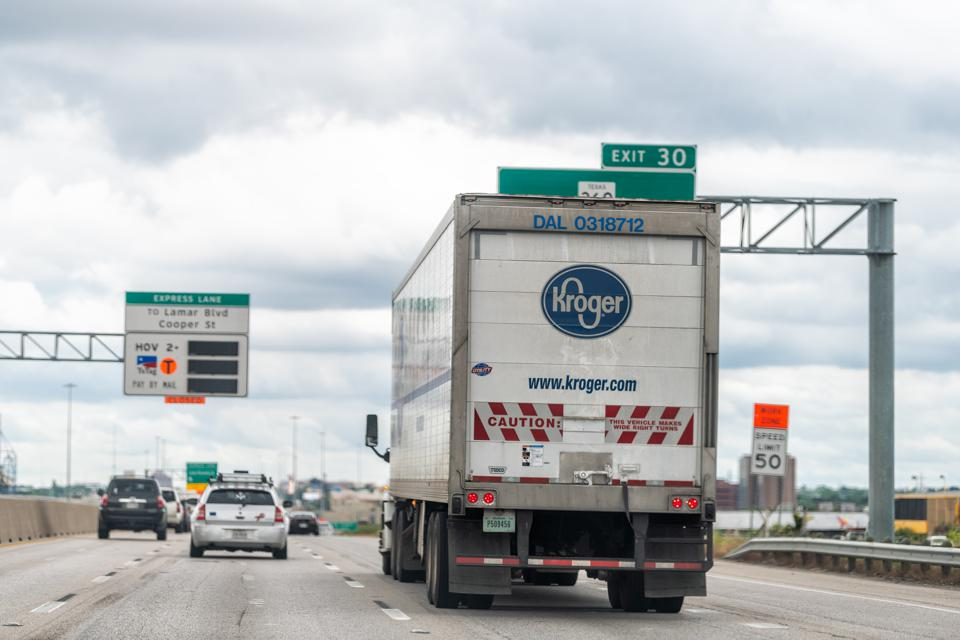 Convenience Meets Community: Kroger Rolls Into Neighborhood With Mobile Grocery Stores