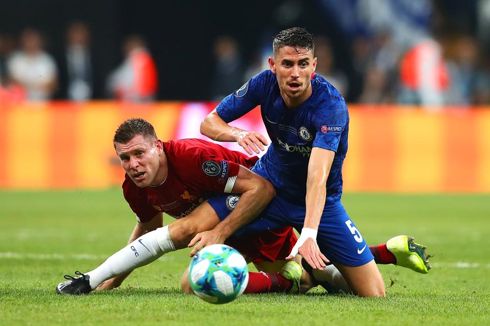 Chelsea vs Liverpool team news