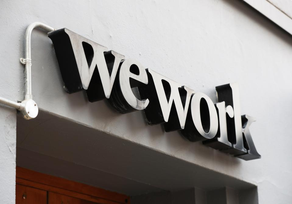 WeWork Is the Most Ridiculous IPO of 2019