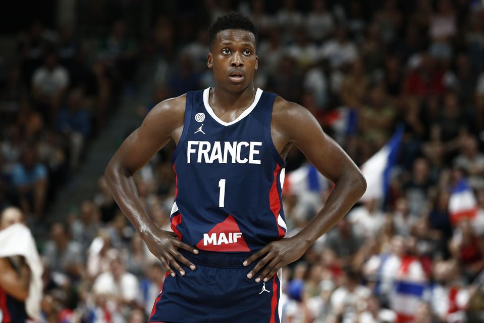 Knicks Off-Season Spotlight: Frank Ntilikina