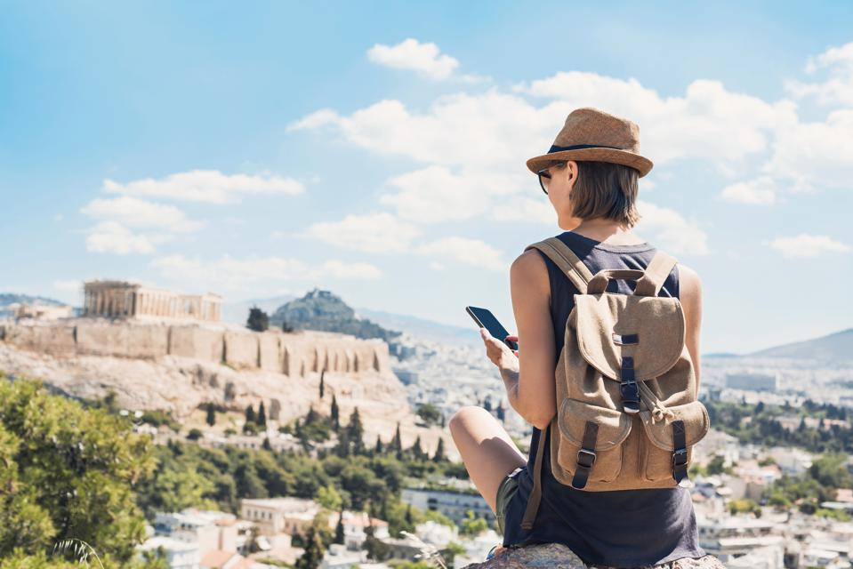 Greece Will Welcome Tourists Back, But Not Americans