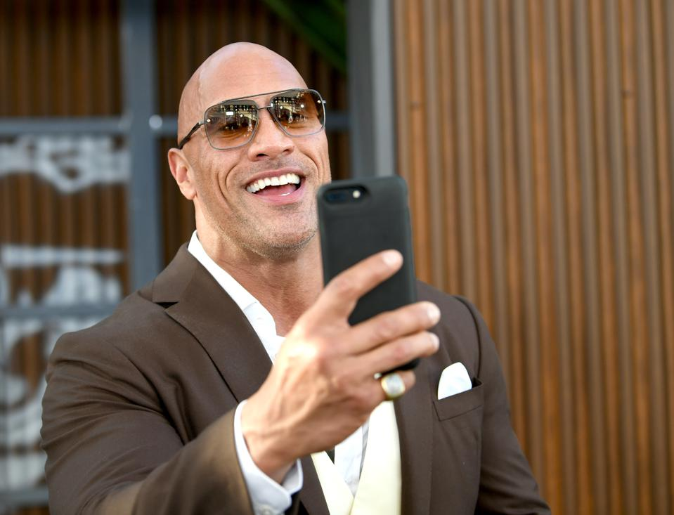 5 Ways The Rock Has Built A Rock Hard Personal Brand Online