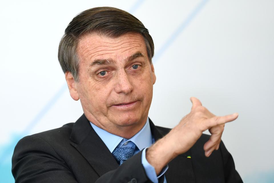 BRAZIL-ARGENTINA-BOLSONARO