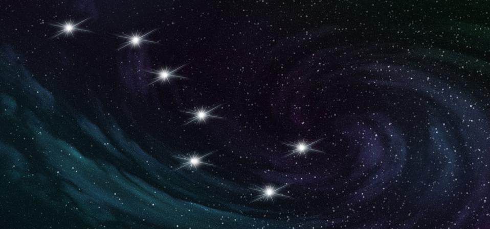 The Big Dipper is one of the most familiar and best-loved star shapes in the northern hemisphere's night sky.