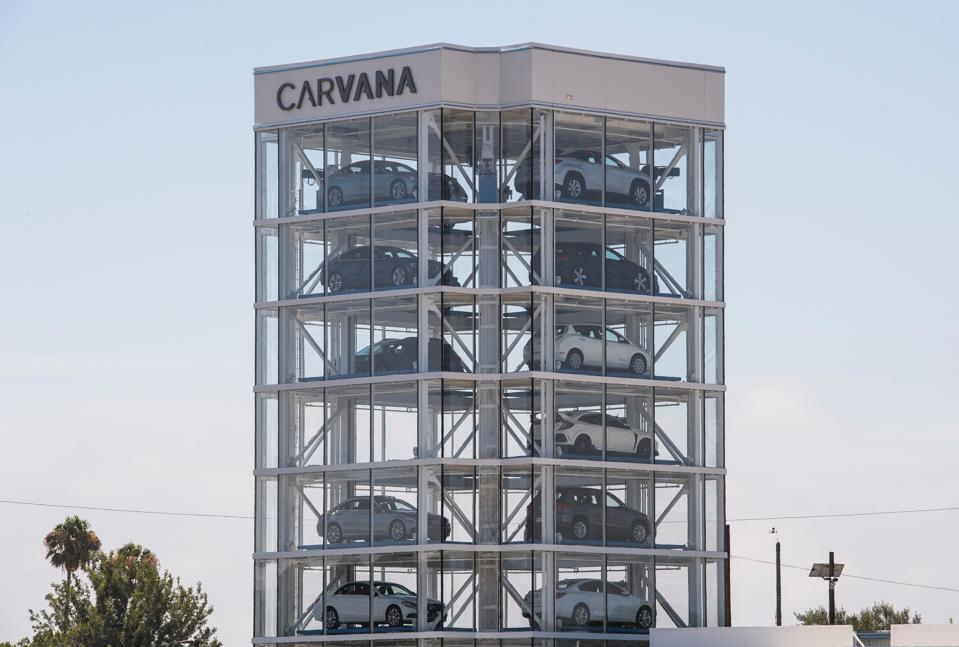 Disrupting The Auto Industry Customer Experience With Carvana