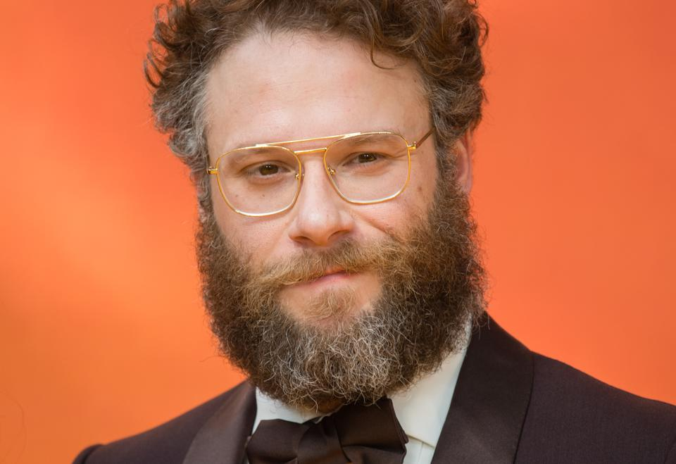 Seth Rogen is bringing awareness to the cause of expungement of cannabis criminal records (Photo by Samir Hussein/WireImage)