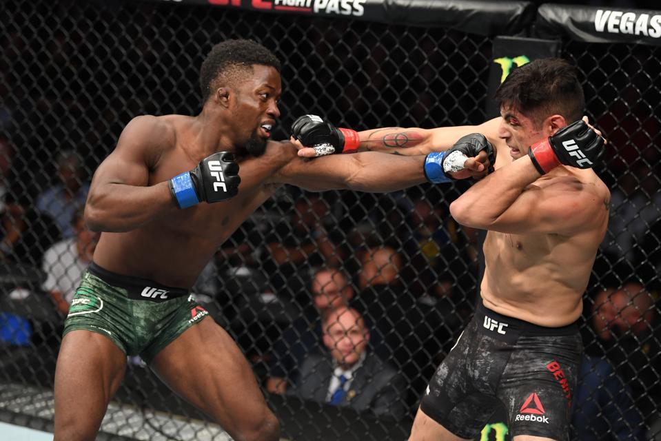 UFC 241: Benitez v Yusuff
