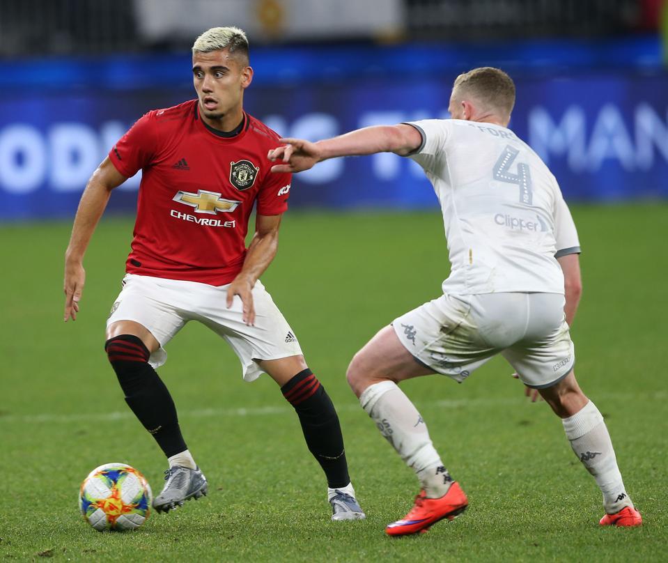 Manchester United v Leeds United - Pre-Season Friendly