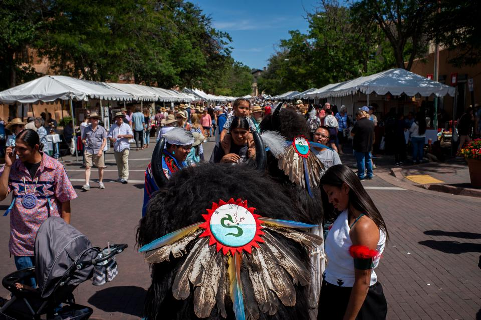 Santa Fe Indian Market Will Take Place In 2020; What Event Looks Like Remains Anyone's Guess