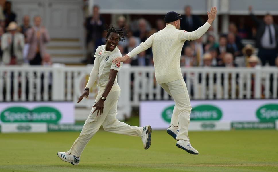 Intimidating Speedster Jofra Archer Has Flipped The Ashes And Spooked Australia