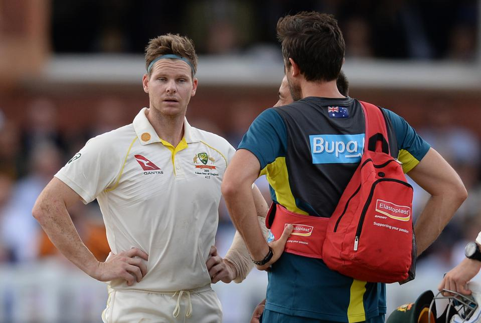 England v Australia - 2nd Specsavers Ashes Test: Day Four